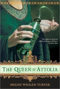 Discussion Post: The Queen of Attolia (Queen's Thief #2) by Megan Whalen Turner