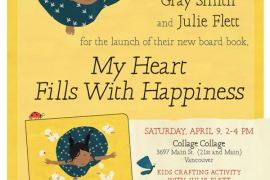 PSA: Julie Flett Book Launch