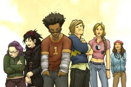 Review: Runaways by Brian K. Vaughan and Adrian Alphona