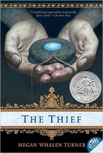 Discussion Post: The Thief (Queen's Thief #1) by Megan Whalen Turner