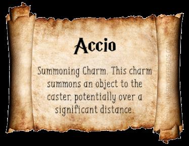 1 - Accio