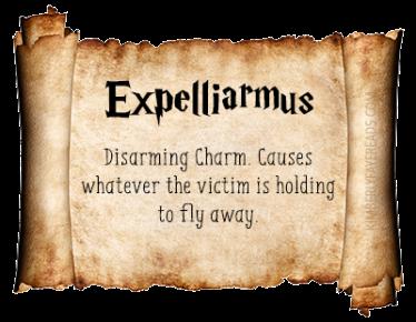 16 - Expelliarmus