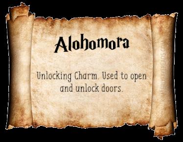 2 - Alohomora