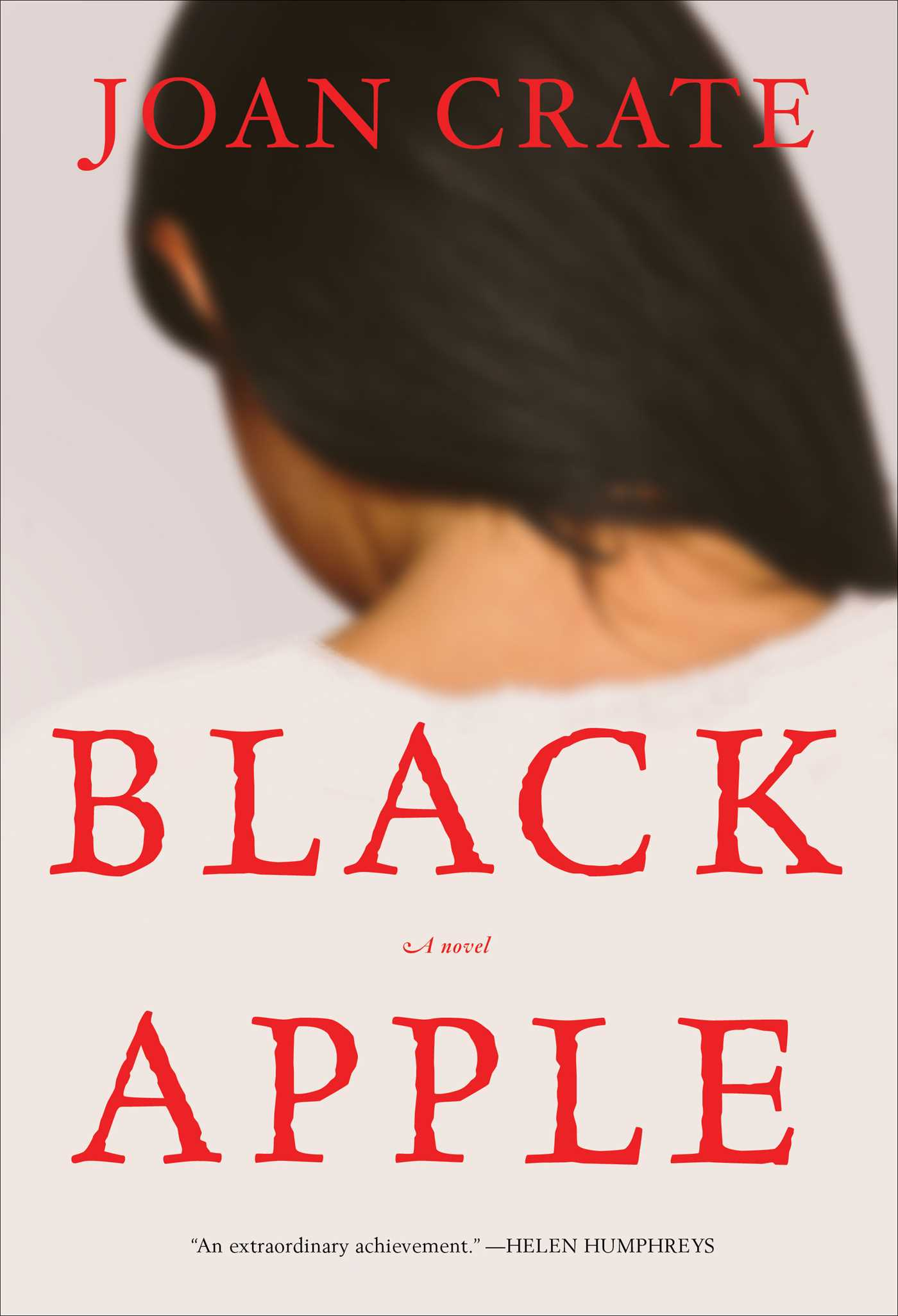 books black apple joan crate