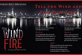 Tell the Wind and Fire Blog Tour: Sarah Rees Brennan on Adapting a Classic