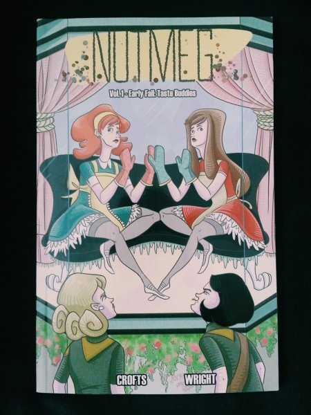 Nutmeg by Jackie Crofts and James Wright