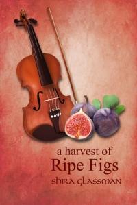 A harvest of ripe figs by Shira Glassman