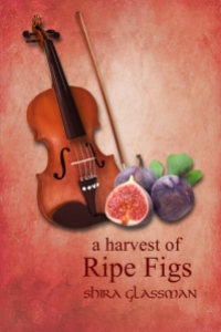 A harvest of ripe figs by Shira Glassman