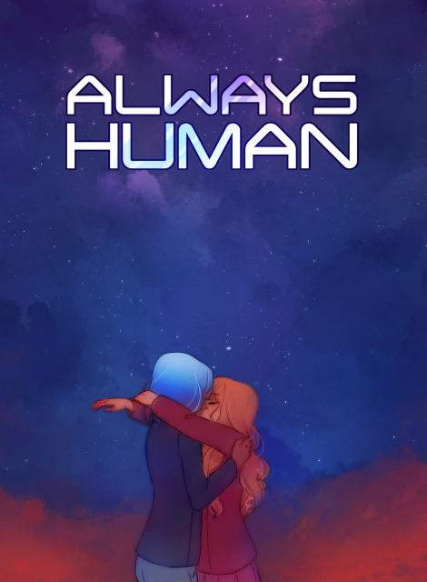 Always Human by walkingnorth