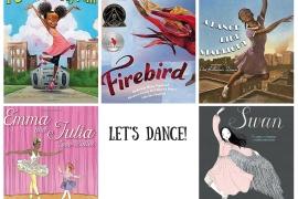 Five Finds – Let's Dance!