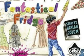 Review: The Magical Fantastical Fridge by Harlan Coben and Leah Tinari