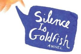 Review: Silence is Goldfish by Annabel Pitcher