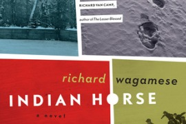 On Indian Horse by Richard Wagamese