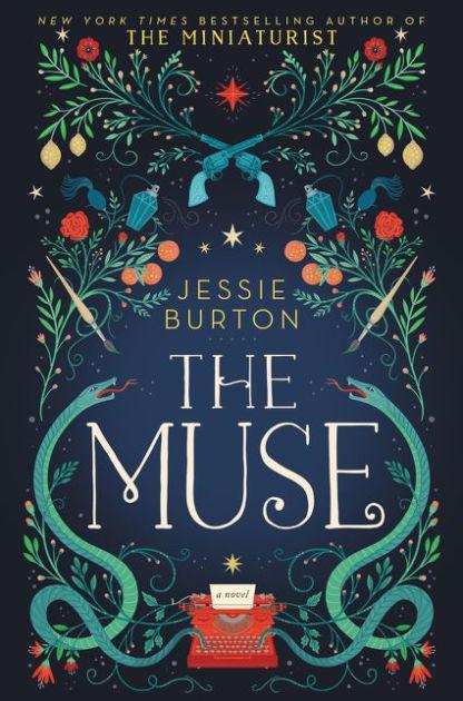 The-Muse-Jessie-Burton