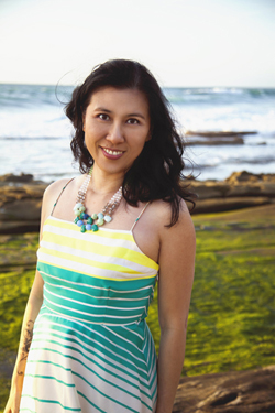 Cindy Pon (Author Photo)